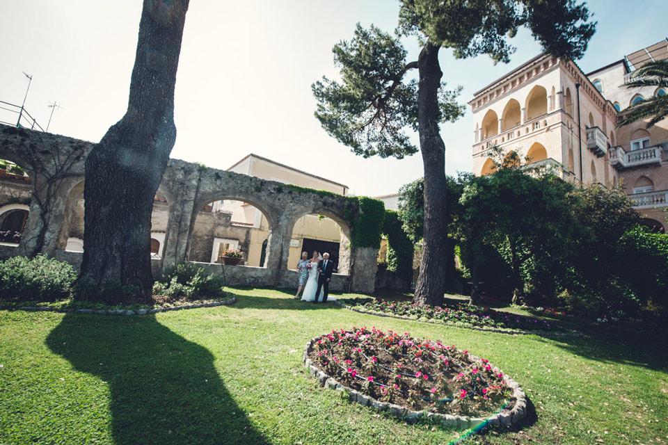 Civil Ceremony Giardini della Principessa