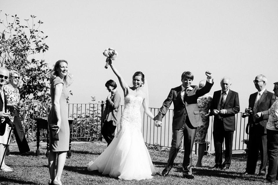 Ravello wedding reportage