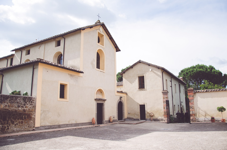 monastery s. francesco gallese