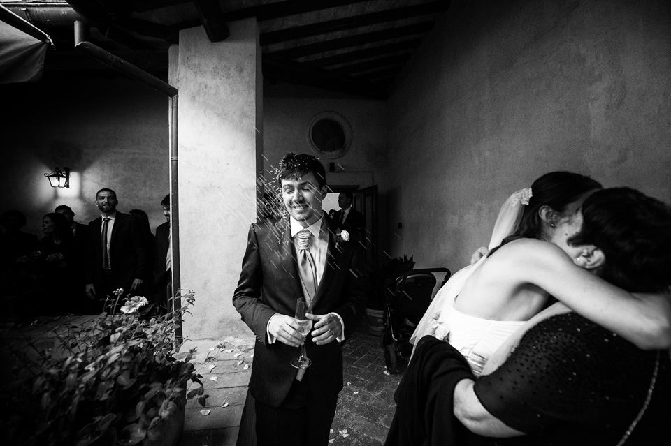 wedding photo reportage gallese