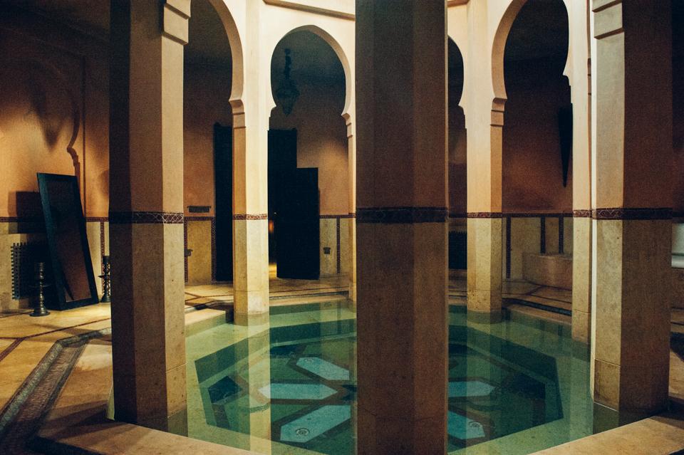 moroccan hammam marrakech