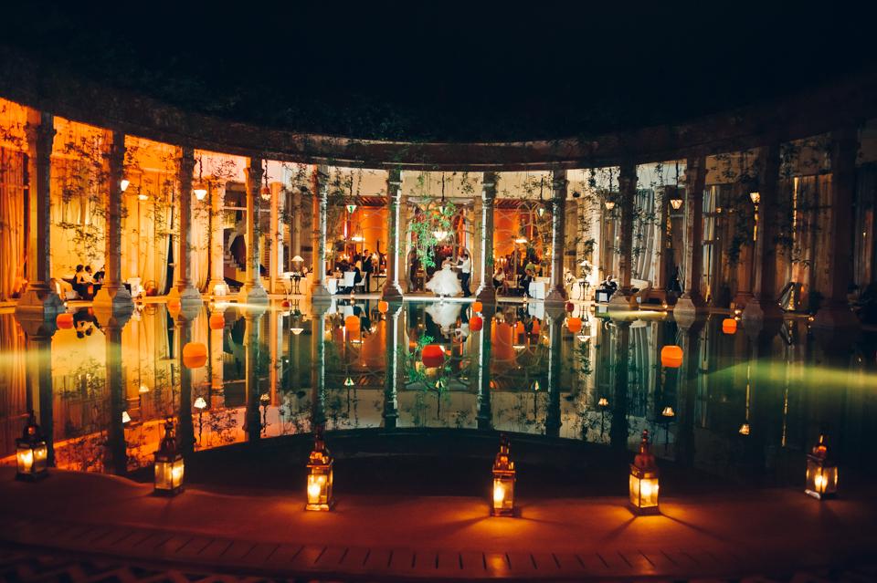 arabian night wedding