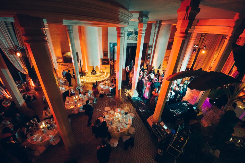 reception luxury Palais