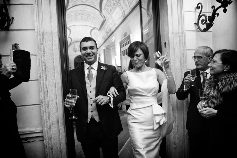 Luxury wedding venue Rome Casina Valadier