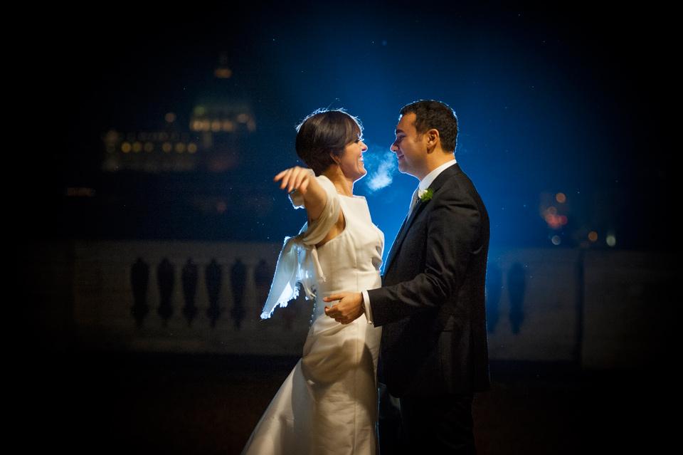 wedding photographer rome Villa Borghese Park