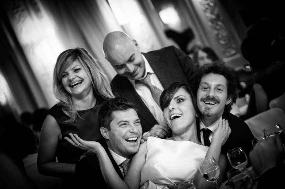 winter wedding photoreportage