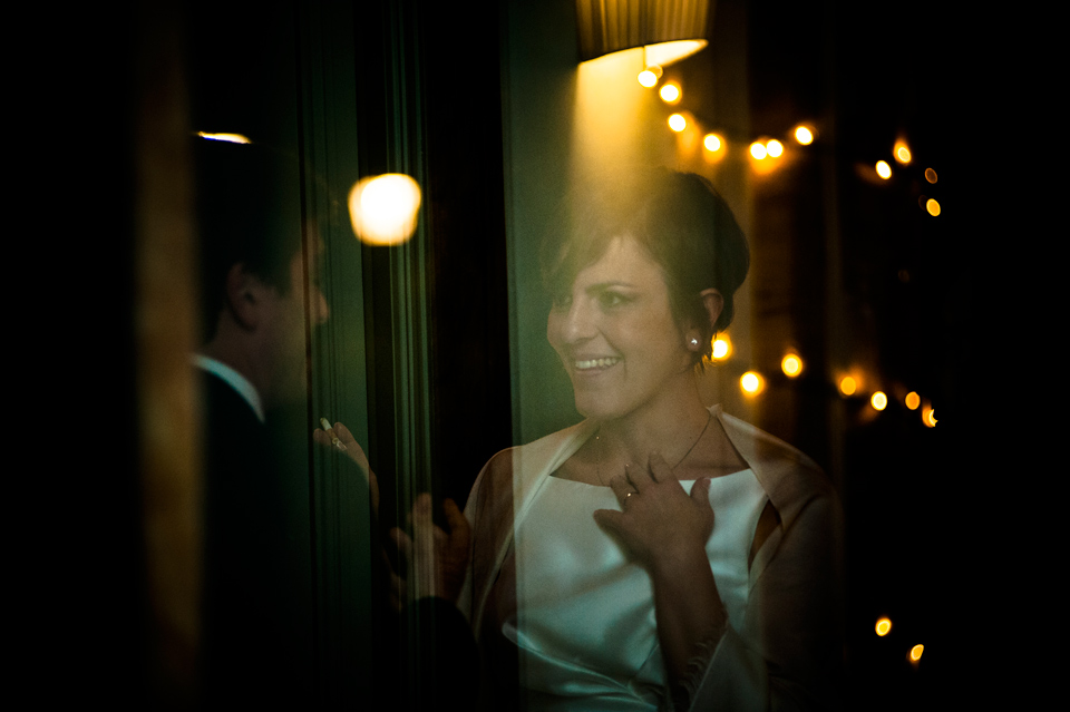 winter wedding photoreportage
