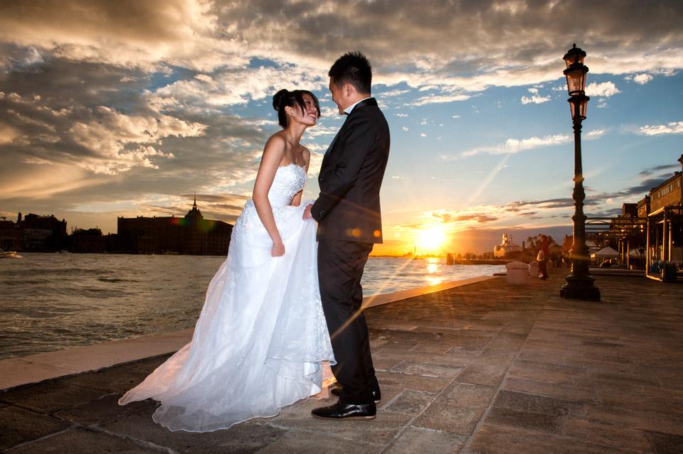 romantic wedding italy