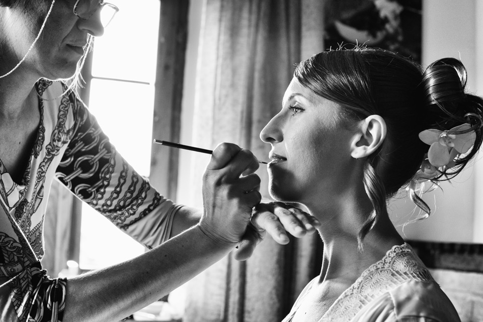 make up artist in Le Marche