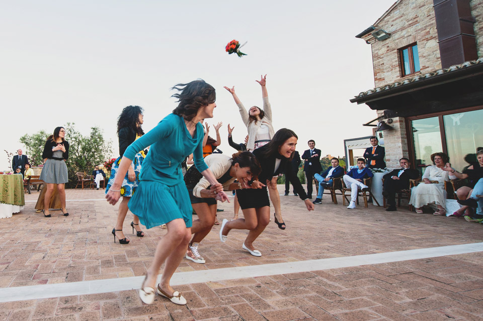wedding photo reportage in Rapagnano